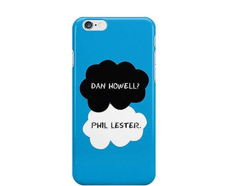 Dan And Phil Iphone S Case