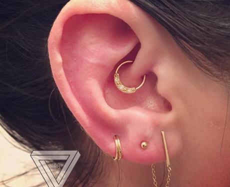 Ear Piercing 1